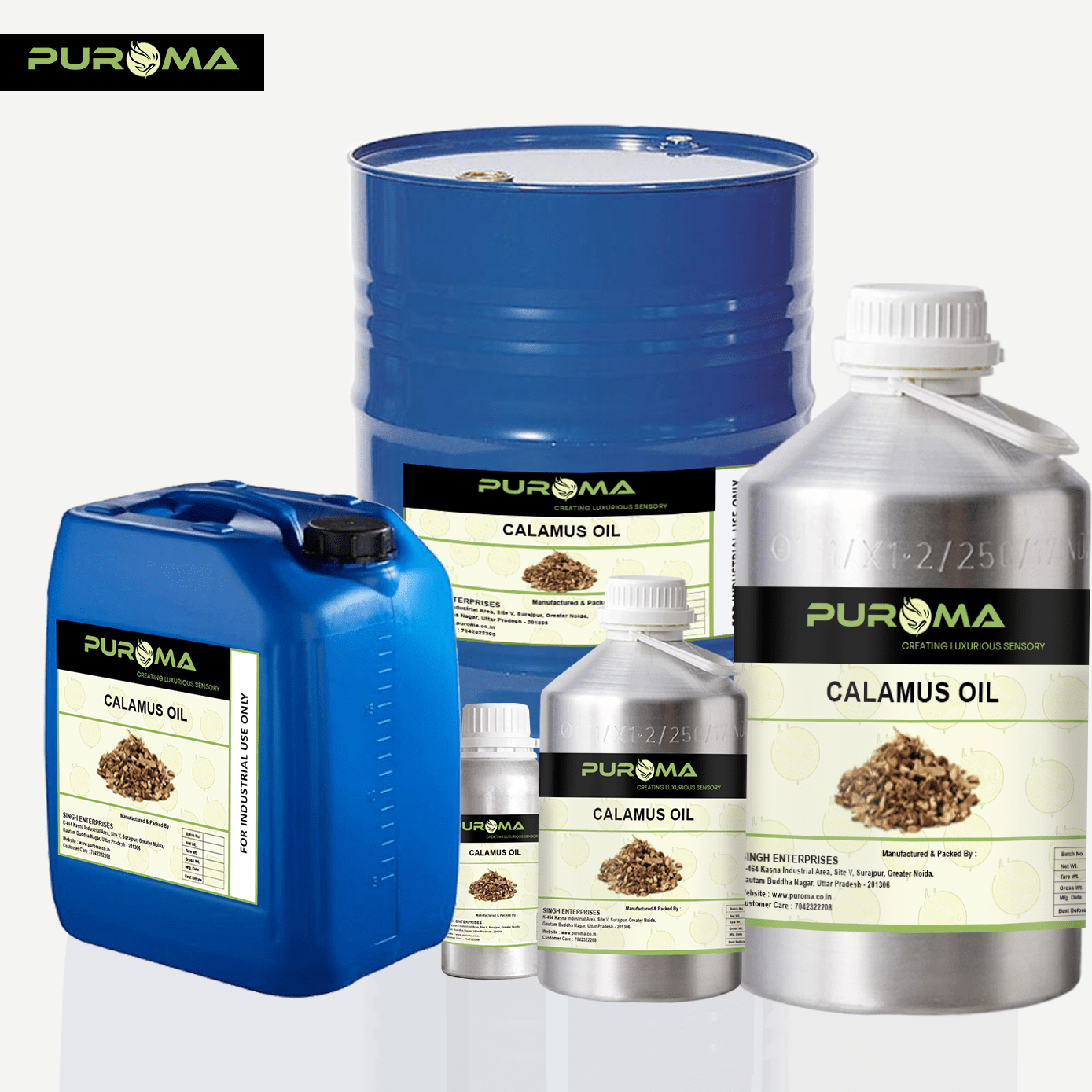Calamus Essential oil Manufacturer